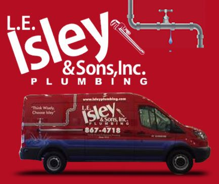 L.E. Isley & Sons, Inc. - plumbing services